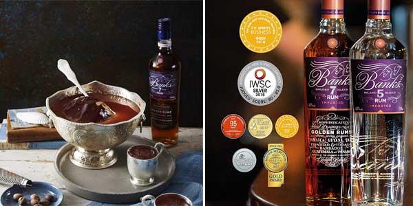 Botella Ron Banks 7 Golden Age de 700 ml chollo en Amazon