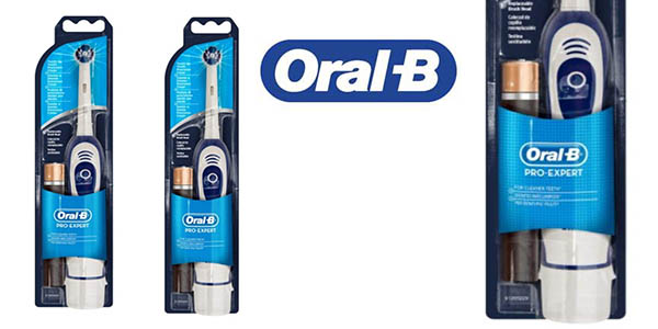 Braun Oral-B Pro Expert 400 Battery-Operated Toothbrush cepillo de dientes barato