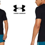 Camiseta Under Armour UA GL Foundation para hombre barata en Amazon