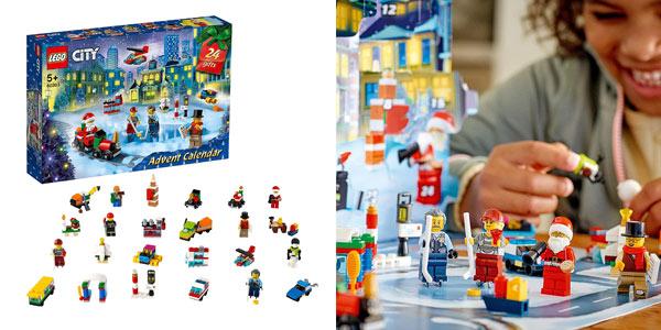 Calendario Adviento Lego CIty 2021