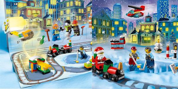 Calendario Adviento Lego CIty 2021 barato