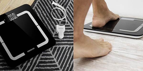 Cecotec Surface Precision 9500 Smart Healthy báscula digital chollo