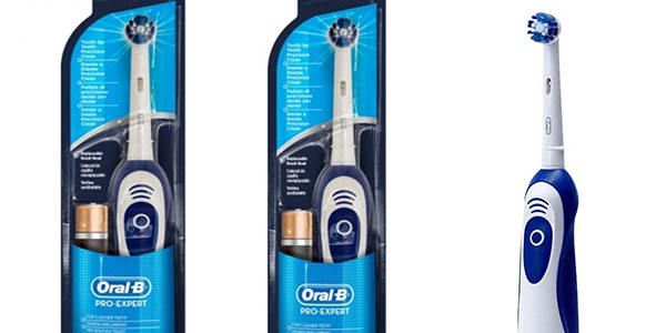 cepillo de dientes eléctrico Oral-B Pro Expert 400 oferta