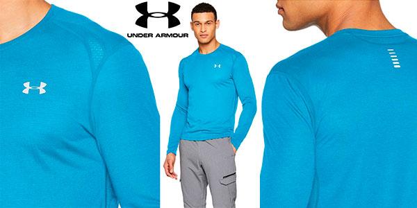Chollo Camiseta Under Armour UA Streaker 2.0 para hombre