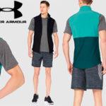Chaleco Under Armour UA Vanish Hybrid para hombre en oferta