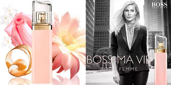 Chollo Eau de parfum Boss Ma Vie para mujer de 75 ml