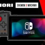 Chollo Hori Split Pad Pro de Deamon X Machina para Switch