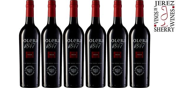 Chollo Pack de Vino Solera 1847 Cream con DO Jerez