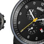 Chollo Reloj cronógrafo Braun para hombre