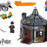Chollo Set Cabaña de Hagrid: Rescate de Buckbeack de LEGO Harry Potter con 6 minifiguras