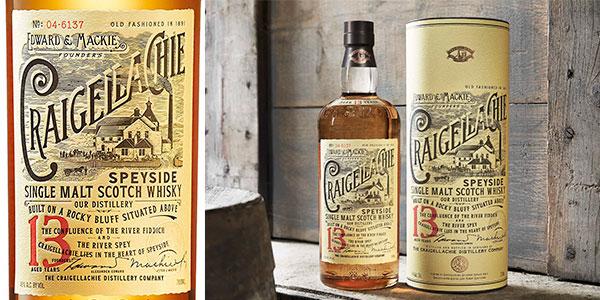 Chollo Whisky Craigellachie 13 Años de 700 ml