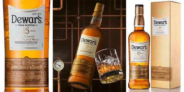 Chollo Whisky Dewar's 15 Años de 700 ml