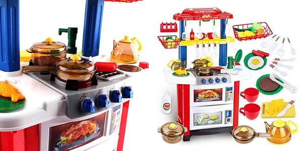 cocina de juguete deAO Happy Little Chef barata