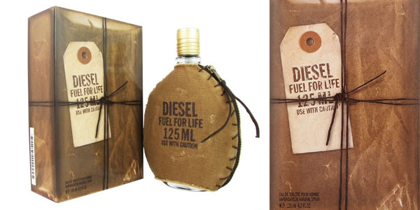 Diesel Fuel For Life 125 ml al mejor precio en Amazon