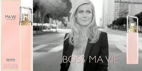 Eau de parfum Boss Ma Vie para mujer de 75 ml en oferta