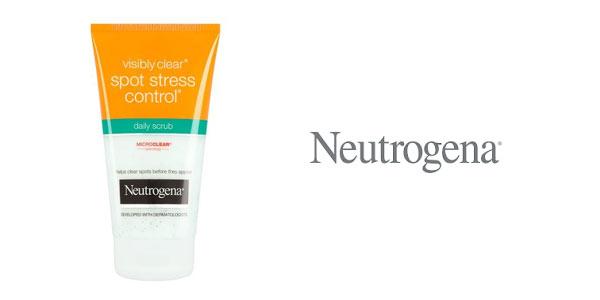 Exfoliante diario Neutrogena Visibly Clear Spot Stress Control barato en Amazon