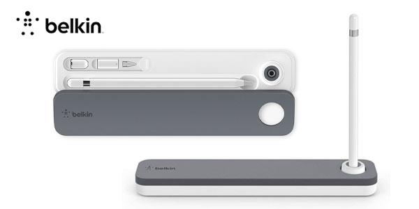 Juego de funda y soporte Belkin para Apple Pencil barata en Amazon