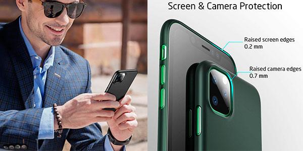 "Funda ultrafina ESR para iPhone 11 Pro 5,8"" (2019) barata"