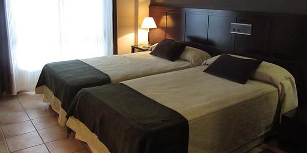 Hotel Villa Utrillas oferta estancia en Teruel Groupon