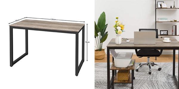 Mesa escritorio industrial en oferta