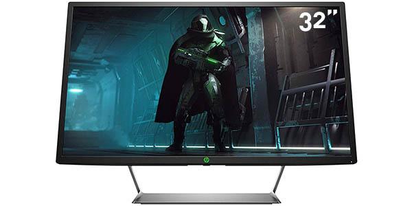 "Monitor HP Pavilion Gaming 3BZ12AA de 32"" QHD"