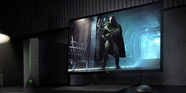 "Monitor HP Pavilion Gaming 3BZ12AA de 32"" QHD barato"