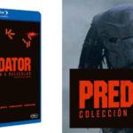 Pack 4 películas Predator en Bluray a buen precio en Amazon