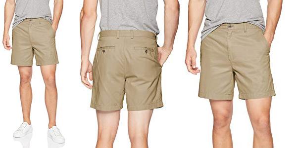 Pantalón corto Amazon Essentials para hombre barato en Amazon