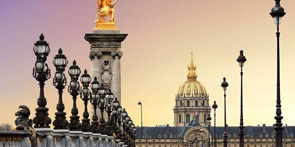 París escapada romántica otoño