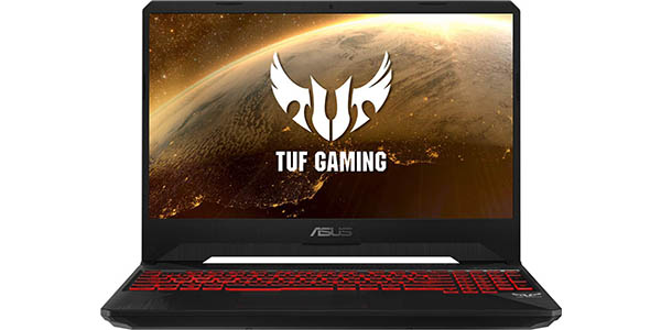 "Asus TUF Gaming FX505DY-BQ024 de 15.6"" Full HD"