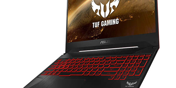 "Asus TUF Gaming FX505DY-BQ024 de 15.6"" Full HD barato"