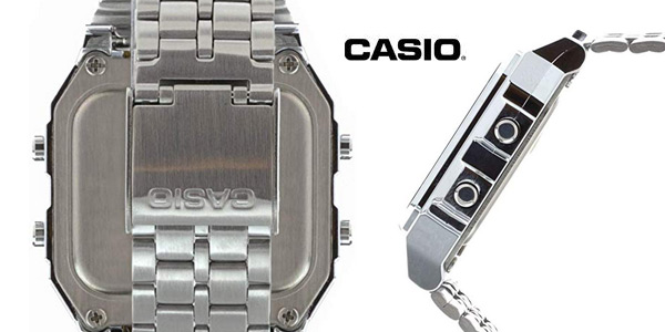 Reloj digital Casio A500WEA-1EF para hombre chollo en Amazon