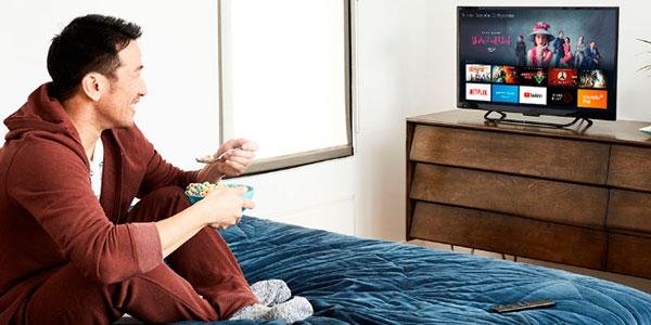 Reproductor de contenido multimedia Amazon Fire TV Stick con Alexa barato