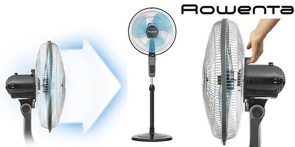 Rowenta Essential VU4110F0 ventilador de pie oferta