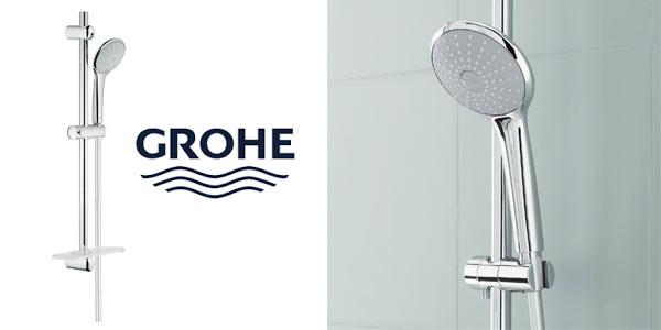 Sistema de ducha Grohe Euphoria 110 Duo barato en Amazon