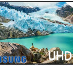 "Smart TV Samsung 55RU7172 UHD 4K HDR de 55"""