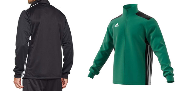 Sudadera adidas Regi18 PES Jkt Sport Jacket en oferta en Amazon