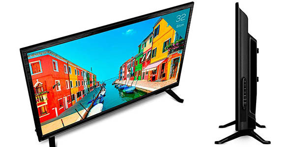 """TV LED TD Systems K32DLM3H de 32"""" HD en Amazon"""