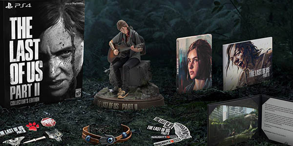 The Last of us Parte II Collector Edition