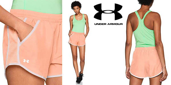 Under Armour Fly by short barato