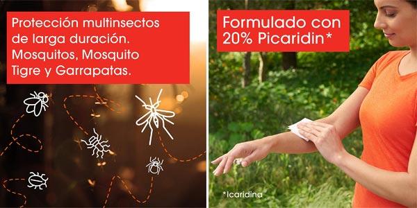 Repelente de Mosquitos Autan Protection Plus de 100 ml vaporizador chollo en Amazon