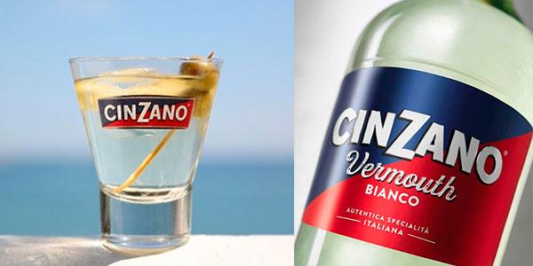 Vermouth blanco Cinzano de 1.000 ml barato