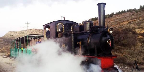 Viaje corto a Utrillas con visita a parque temático del Ferrocarril