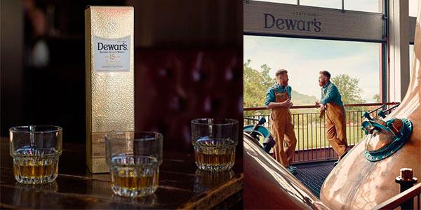 Whisky Dewar's 15 Años de 700 ml barato