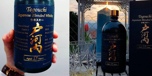 Whisky Togouchi de 15 años (700 ml) barato