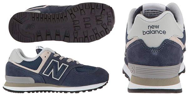 Zapatillas infantiles New Balance 574 Classic baratas