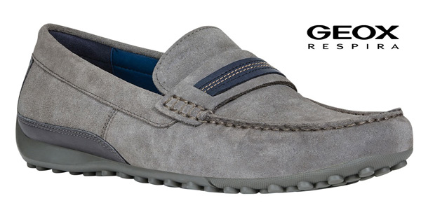 Zapatos Geox Uomo Snake Mocassino C chollazo en Amazon