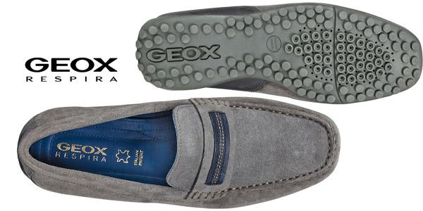 Zapatos Geox Uomo Snake Mocassino C chollo en Amazon