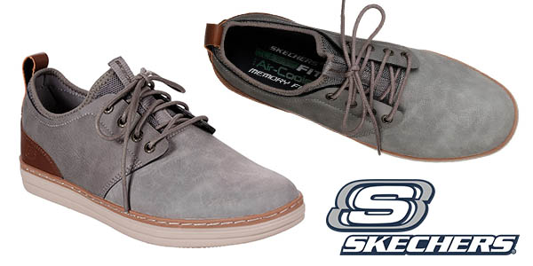 zapatos Skechers Heston-Rogic chollo