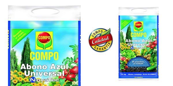 Abono Compo Azul Universal 10 Kg barato en Amazon